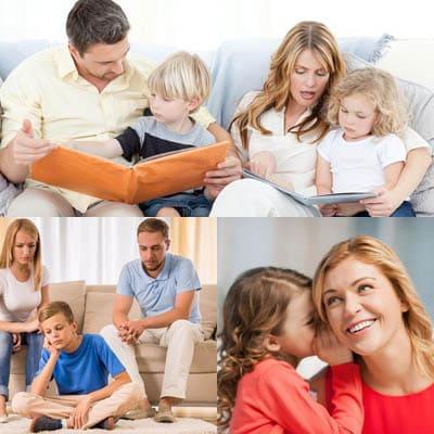 Отношения между родителями и детьми: ключи к их улучшению.